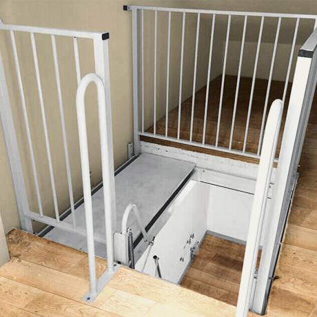 Retrattile elettrica motorizzata for Scala per soffitta