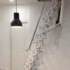 scala a scomparsa elettrica da soffitto